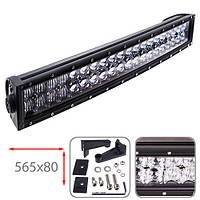 Фара прожектор BC2120 CX-5D COMBO (40led*3w 565х80мм) (BC2120 CX-5D C)