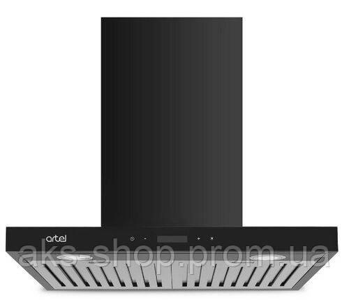 Вытяжка купольная ARTEL ART 1160 Rapido touch  BLACK