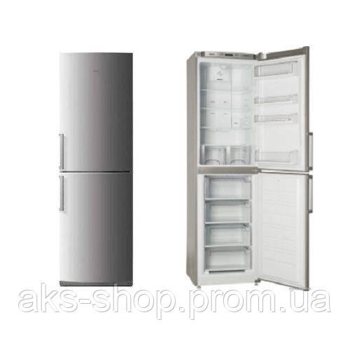 Холодильник АТЛАНТ ХМ 4423-180-N серый, общим объемом 290л