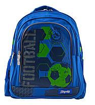 Рюкзак школьный 1 Вересня S-22 Football 556341, фото 2