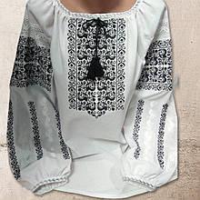 Женская вышиванка №033