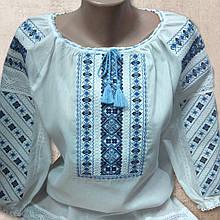 Женская вышиванка №035