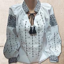 Женская вышиванка №036