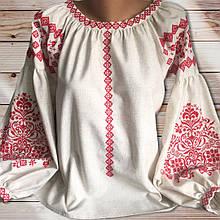 Женская вышиванка №039