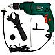 Ударная дрель DWT (ДВТ) SBM-600 (гарантия 2 года, реверс, оригинал), фото 5