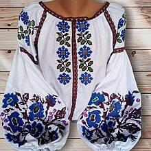 Женская вышиванка №042