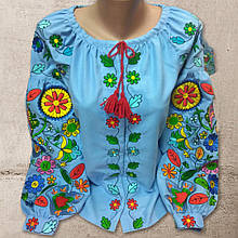 Женская вышиванка №043