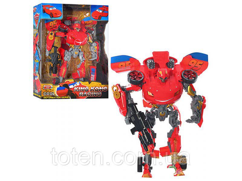 Дитячий конструктор робот-машина «Тачки» 4080 Т