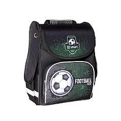 Рюкзак школьный каркасный SMART PG-11 Football 558082