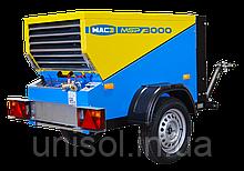 Дизельный компрессор MAC3 - 5 кубов, MSP 5000