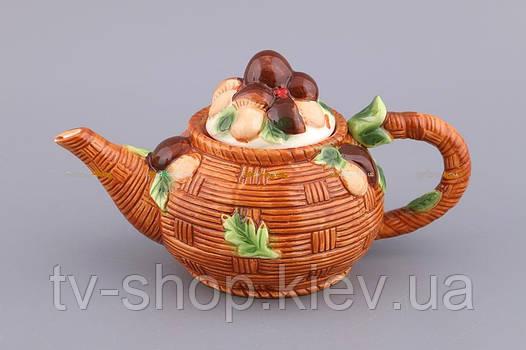 Чайник заварочный Грибочки