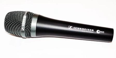 Проводной микрофон DM E965 Sennheiser  + ПОДАРОК: Настенный Фонарик с регулятором BL-8772A, фото 2