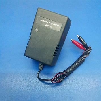 Зарядное устройство Мастак CD4 7,25 5эл 6В 500mA от 220В