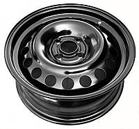 Колесный диск R14 5.5J 4x100 Et 49 DiA 56.6 Daewoo, КрКЗ, фото 1