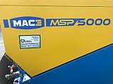 Дизельный компрессор MAC3 - 5 кубов, MSP 5000, фото 3