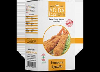 Панировочная смесь для хрустящей рыбы и креветок 500 грамм