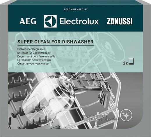 Обезжиривающее средство для посудомоечной машины Electrolux M3DCP200, фото 2