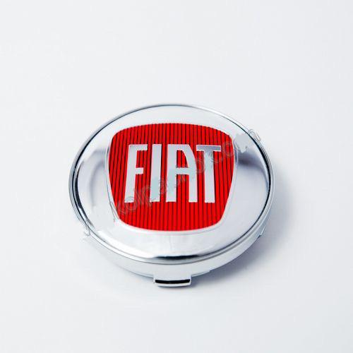 Колпачки в легкосплавные диски Fiat (60 мм)