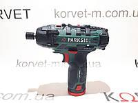 Аккумуляторный ударный шуруповерт гайковерт , импакт Parkside 12v PDSSA 12 A1, фото 1