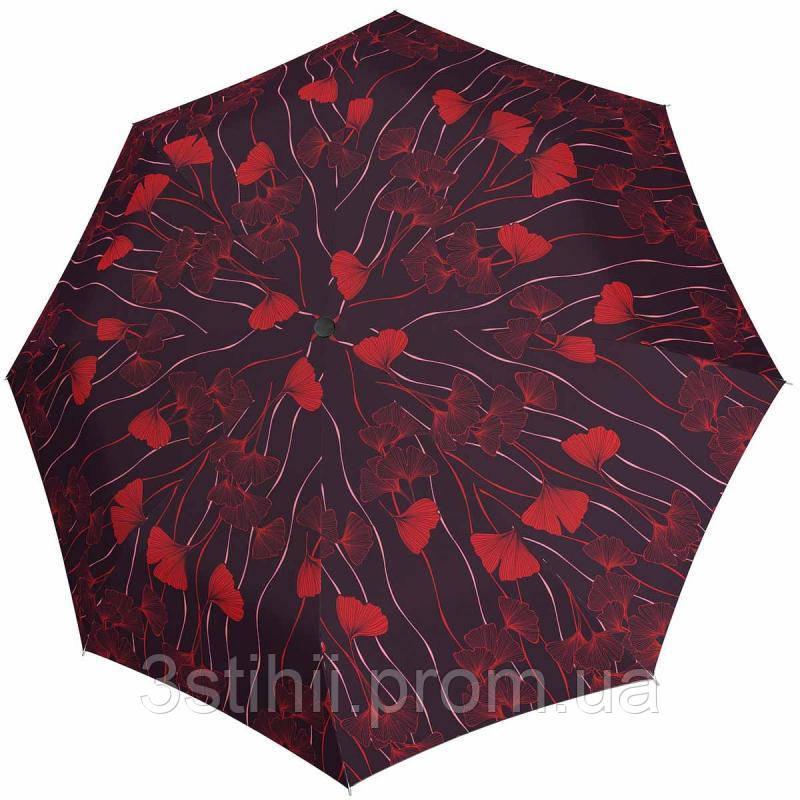 Зонт складной Doppler Satin 74665GFGR01 полный автомат Фиолетовый