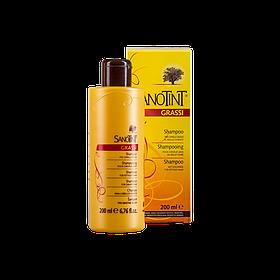Шампунь для жирного волосся Санотинт Sanotint Вівасан Швейцарія 200 мл