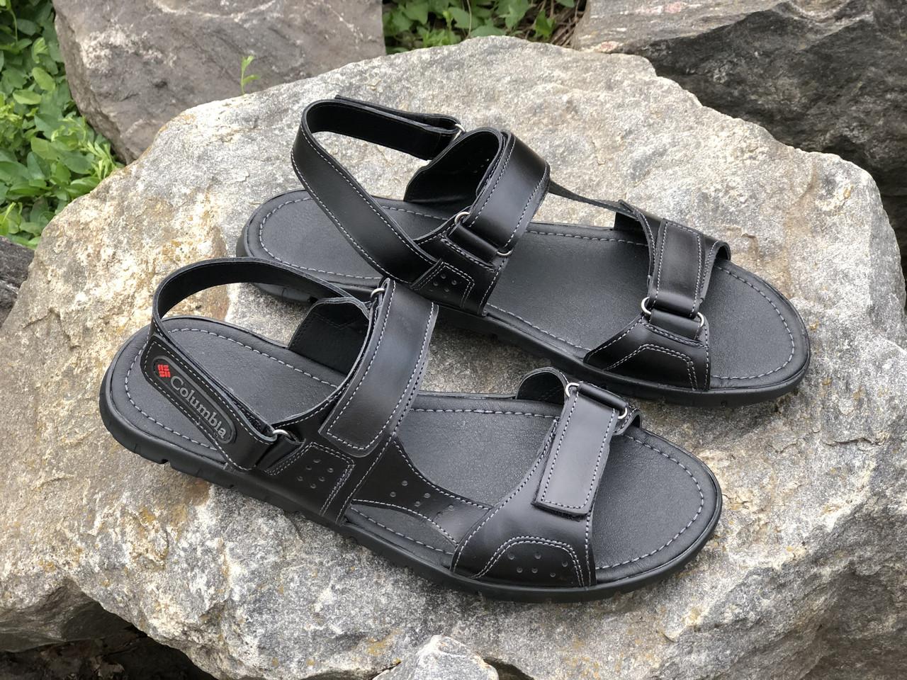 Кожаные мужские сандали сан ч размер 47