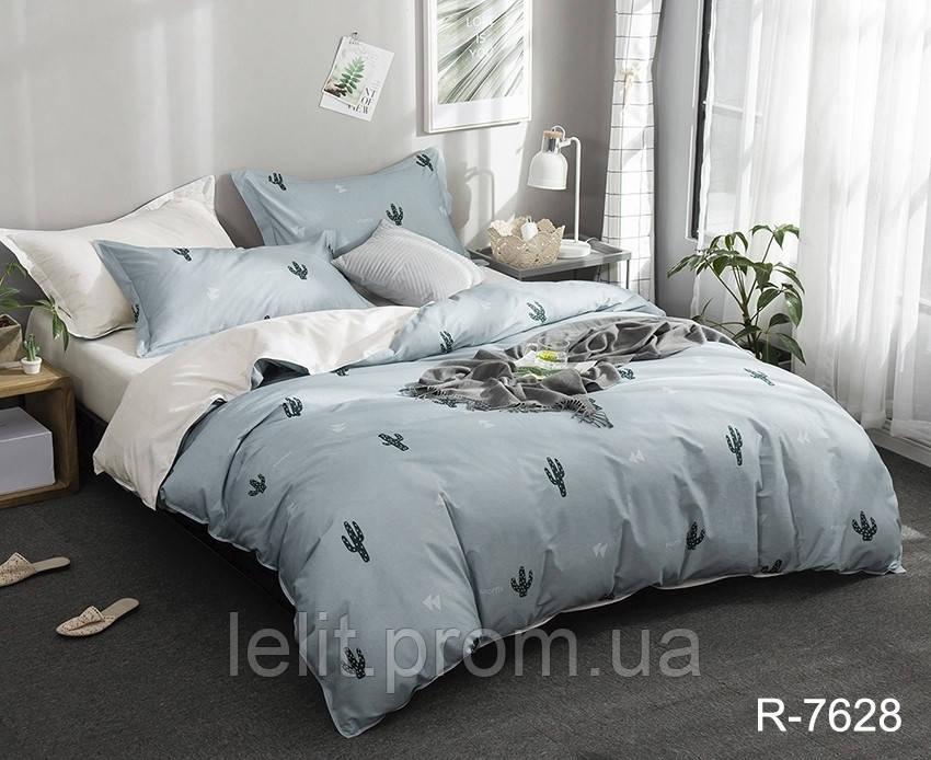 Евро комплект постельного белья с компаньоном R7628