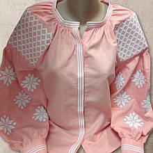 Женская вышиванка №045