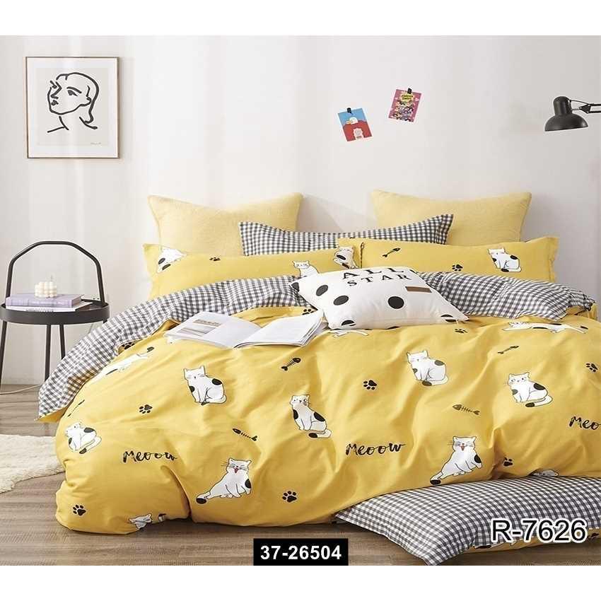 Комплект постельного белья с компаньоном R7626, 37-26504
