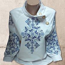 Женская вышиванка №046