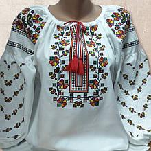Женская вышиванка №049