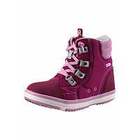 Ботинки Reimatec Wetter Wash размеры 30;31;32;33;34;35 весна;осень;зима;деми девочка TM Reima 569343.8-3920