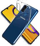 Силиконовый чехол Samsung Galaxy M31 (SM-M315FZKU), фото 2