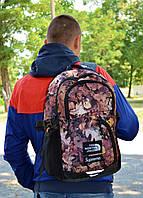 Рюкзак в стиле Supreme x TNF унисекс, фото 1