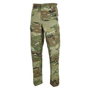 Оригинал Военные штаны TRU-SPEC Scorpion OCP Men's Poly/Cotton Ripstop BDU Pants 5026584 Medium Regular,