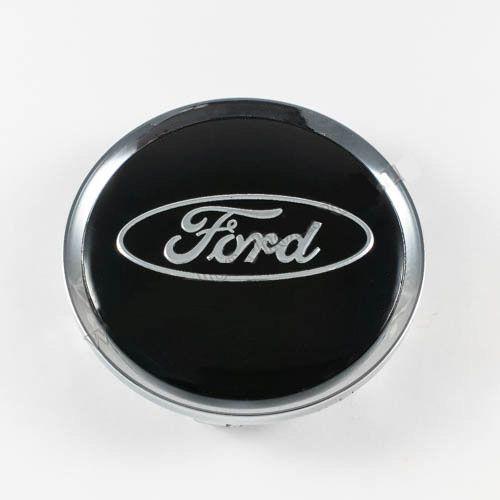 Колпачок Ford черный для дисков Rial Alutec N32 (64 мм)