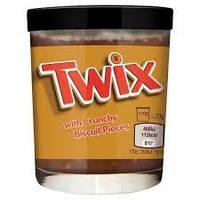 Шоколадна паста Twix with Crunchy Biscuit Pieces , 200 g