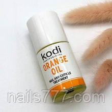 Масло для кутикулы Kodi 15 мл, апельсин