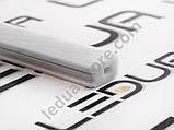 Накладний алюмінієвий профіль разом з розсіювачем 2 м для LED стрічки АЛ-02-1, фото 7