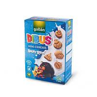 Печенье Gullon Dibus Angry Birds mini cereale без лактозы, 250 г