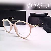 Очки для имиджа, оправа под замену линз Dior
