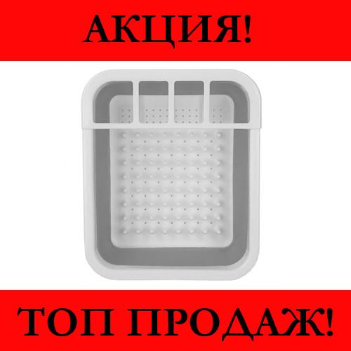 Стеллаж для хранения и сушилка для посуды