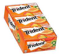 Жевательная резинка (цена за 1шт)Trident в ассортименте, фото 1