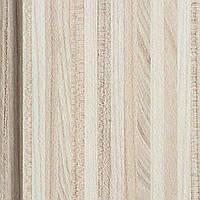 Стінова ламінована, декоративна панель(вагонка) МДФ Ріко (Riko) 153*5*2600 мм Бук Кавказький MD.017