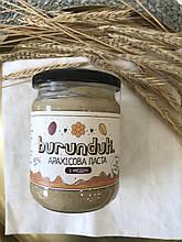 Арахісова паста burunduk з медом 450 г (арахисовая паста с медом)