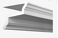 Карниз для фасада Европласт из полиуретана 4.01.103