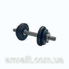 Гантель наборная АРМАЛІТ-2015 8 кг