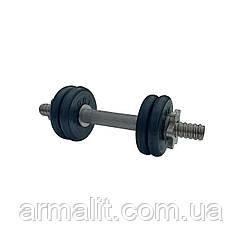 Гантель наборная АРМАЛІТ-2015 6 кг