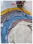 Женский свитер джемпер с жемчугом (бусинами) (в расцветках), фото 7