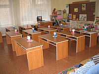 Парта - стол  для дома, детских садов, школ.